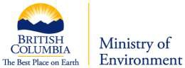 British Columbia - Ministry of Environment
